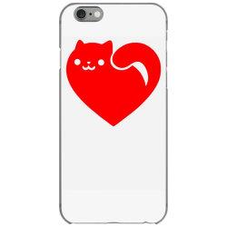 cats heart iPhone 6/6s Case | Artistshot