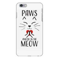 cats meditation mindfulness funny animal iPhone 6 Plus/6s Plus Case | Artistshot