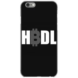 hodl bitcoin iPhone 6/6s Case | Artistshot