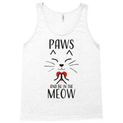 cats meditation mindfulness funny animal Tank Top | Artistshot