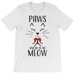 cats meditation mindfulness funny animal T-Shirt | Artistshot
