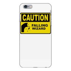 caution falling wizards iPhone 6 Plus/6s Plus Case | Artistshot