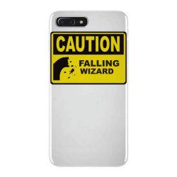 caution falling wizards iPhone 7 Plus Case | Artistshot