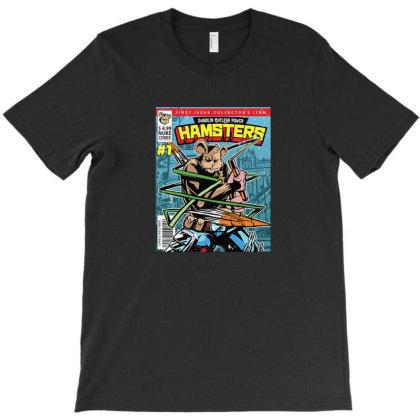 Hamster T-shirt Designed By Frenliys