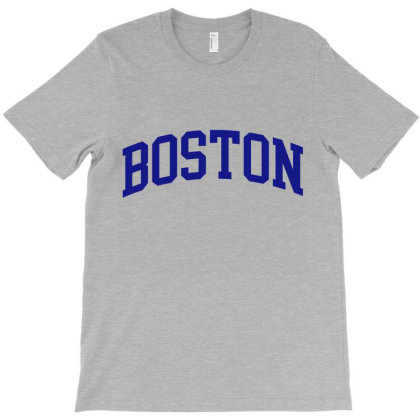 Boston T-shirt Designed By Shooopy