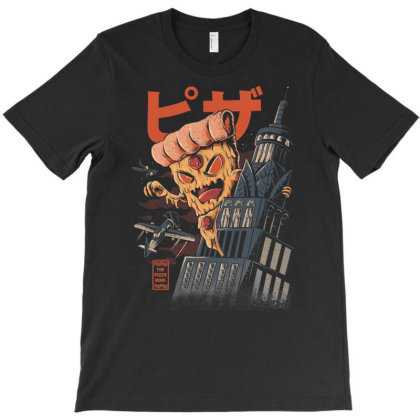 Pizza K.o.n.g Classic  Kids T Shirt T-shirt Designed By Hi313