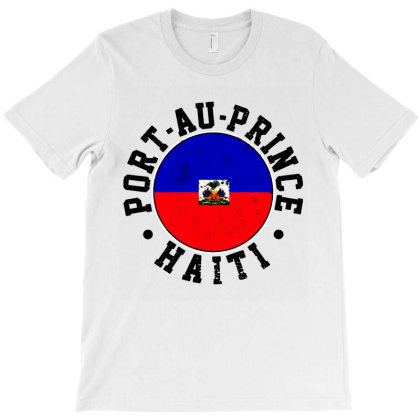 Port Au Haiti T-shirt Designed By Mirazjason
