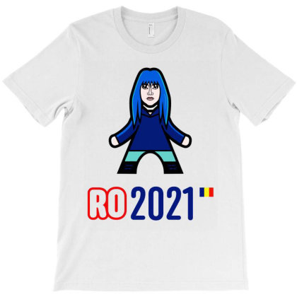 Romania 2021 T-shirt Designed By Mostwanted
