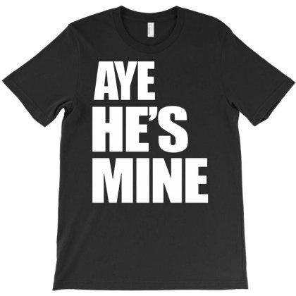 Ayehe's Mine T-shirt Designed By Wanzinx