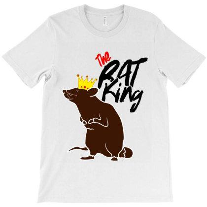 The Rat King Mouse Nutcracker T-shirt Designed By Mirazjason