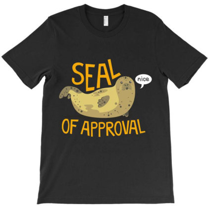 Seal  Of  Ap.pro. Val  Essential T Shirt T-shirt Designed By Wened313