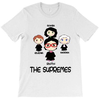 The Court Justices T-shirt Designed By Mirazjason