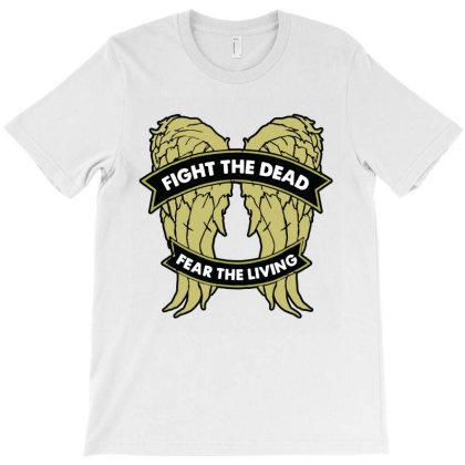 Fight The Dead T-shirt Designed By Mirazjason