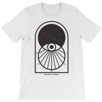 Space And Time Classic T Shirt T-shirt Designed By Time5803
