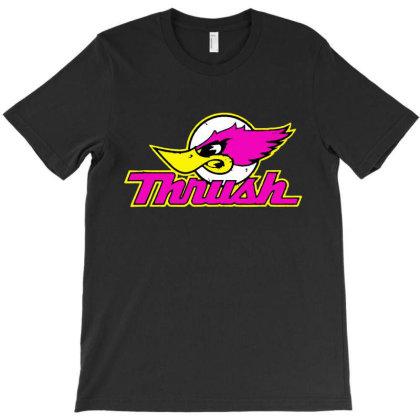Thrush T-shirt Designed By Mirazjason