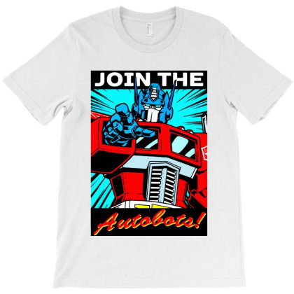 Join The Movies T-shirt Designed By Mirazjason