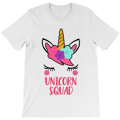 Unicorn Squad T-shirt Designed By Mirazjason