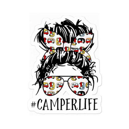 Camper Life Sticker Designed By Suettan
