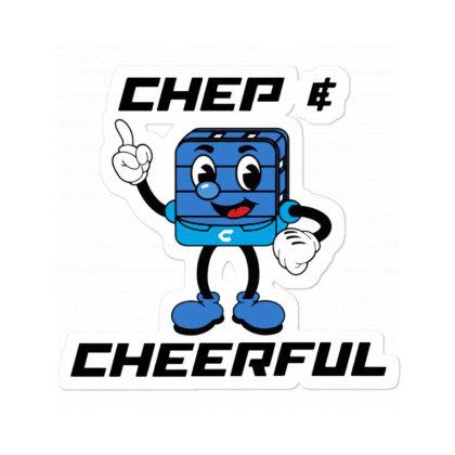 Chep'n'cheerful Sticker Designed By Suettan