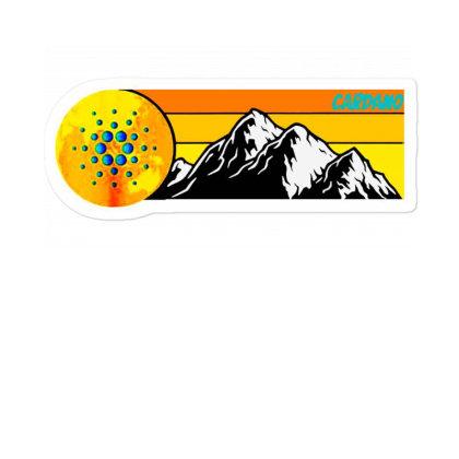 Cardano  Moon Sticker Designed By Suettan