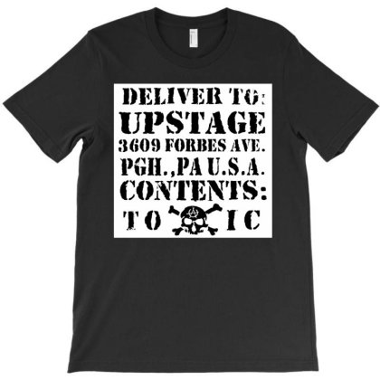 The Upstage T-shirt Designed By Mostwanted