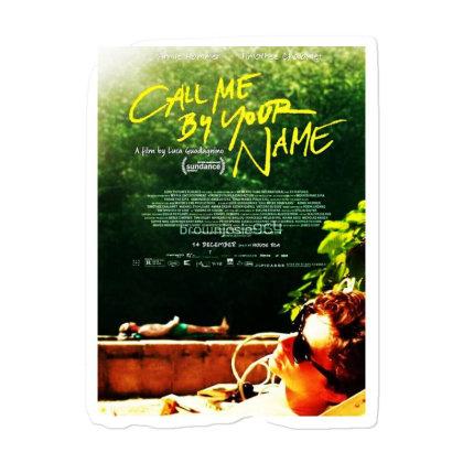 Cmbyn Movie Sticker Designed By Suettan