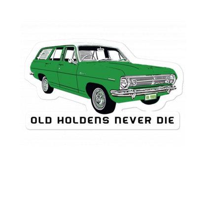 Old Hg Holdens Logo Sticker Designed By Robertosupeno