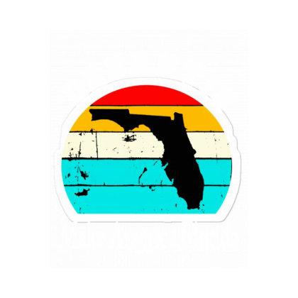 Desantis 2024 Election Vintage Sticker Designed By Suettan