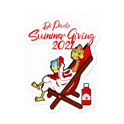 Dipaolo Summergiving 2021 Sticker Designed By Suettan