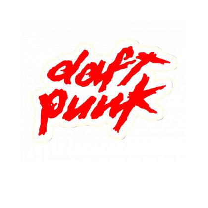 Daft Punk Mask Sticker Designed By Robertosupeno