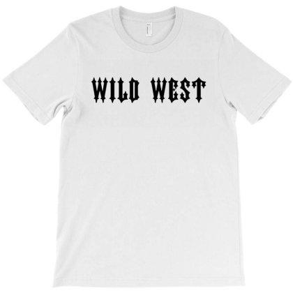 Trapstar Wild West T-shirt Designed By Mostwanted