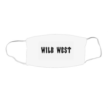 Trapstar Wild West Face Mask Rectangle Designed By Mostwanted