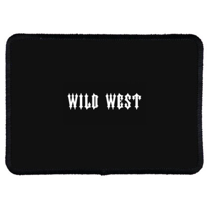 Trapstar Wild West Rectangle Patch Designed By Mostwanted