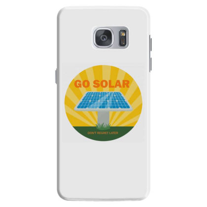 Custom Dc Solar Panel Cell Samsung Galaxy S7 Case Designed By Robertosupeno