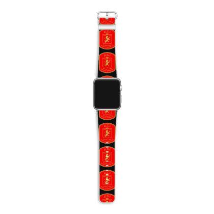 E Leon Cigars Apple Watch Band Designed By Suettan