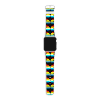 Vintage Karate Martial Arts Apple Watch Band Designed By Mostwanted