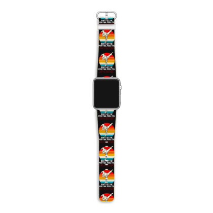 Karate Girl Apple Watch Band Designed By Suettan