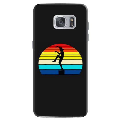 Vintage Karate Martial Arts Samsung Galaxy S7 Case Designed By Mostwanted