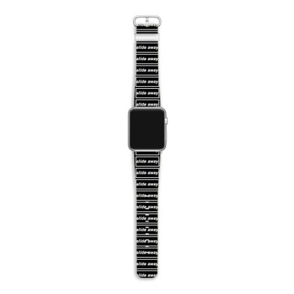 London Rock Apple Watch Band Designed By Rifky Andhara