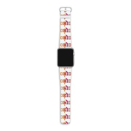 Sport Shop Merchandise Apple Watch Band Designed By Robertosupeno