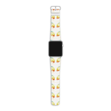 Made In 71 Vintage Apple Watch Band Designed By Robertosupeno