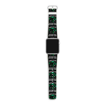 Womens Uterus Removal This Is My Hysterectomy Recovery Apple Watch Band Designed By Mirazjason