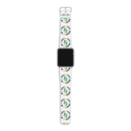 World Down Syndrome Day Awareness Socks Down Right Kids Apple Watch Band Designed By Mirazjason