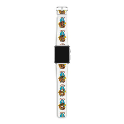 Electric Surf Logo Apple Watch Band Designed By Robertosupeno