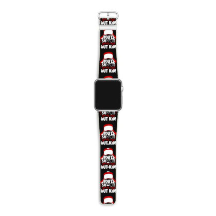 Youll Shoot Your Eye Out Kid Christmas Apple Watch Band Designed By Mirazjason