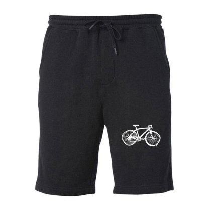 Bicycle Fleece Short Designed By Wanzinx