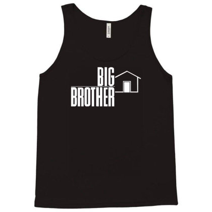Big Brother Reality Tv Show Tank Top Designed By Wanzinx