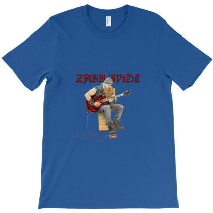 Wylde Guitar T-shirt Designed By Rifky Andhara