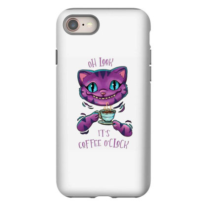 Ceshire Cat Iphone 8 Case Designed By Pollerns