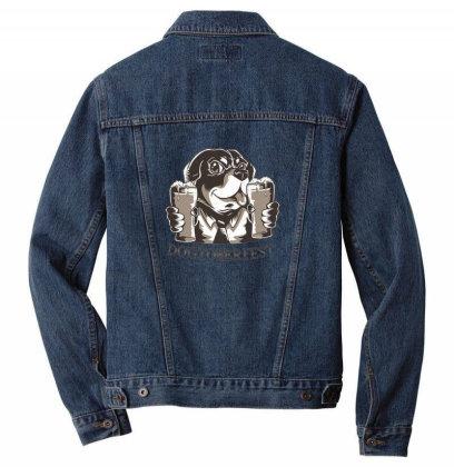 Doctoberfes Men Denim Jacket Designed By Pollerns